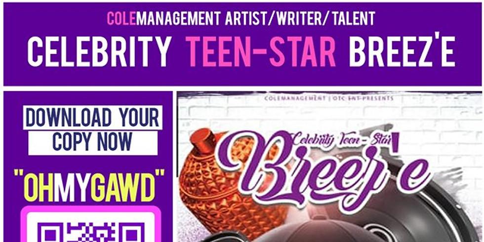 Breez'e (Celebrity teen Star
