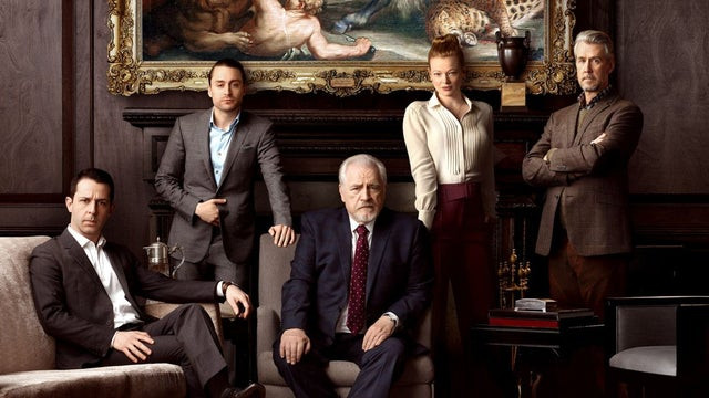 The Roy Family, Succession