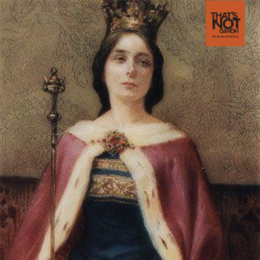 Queen/Saint Bathilda
