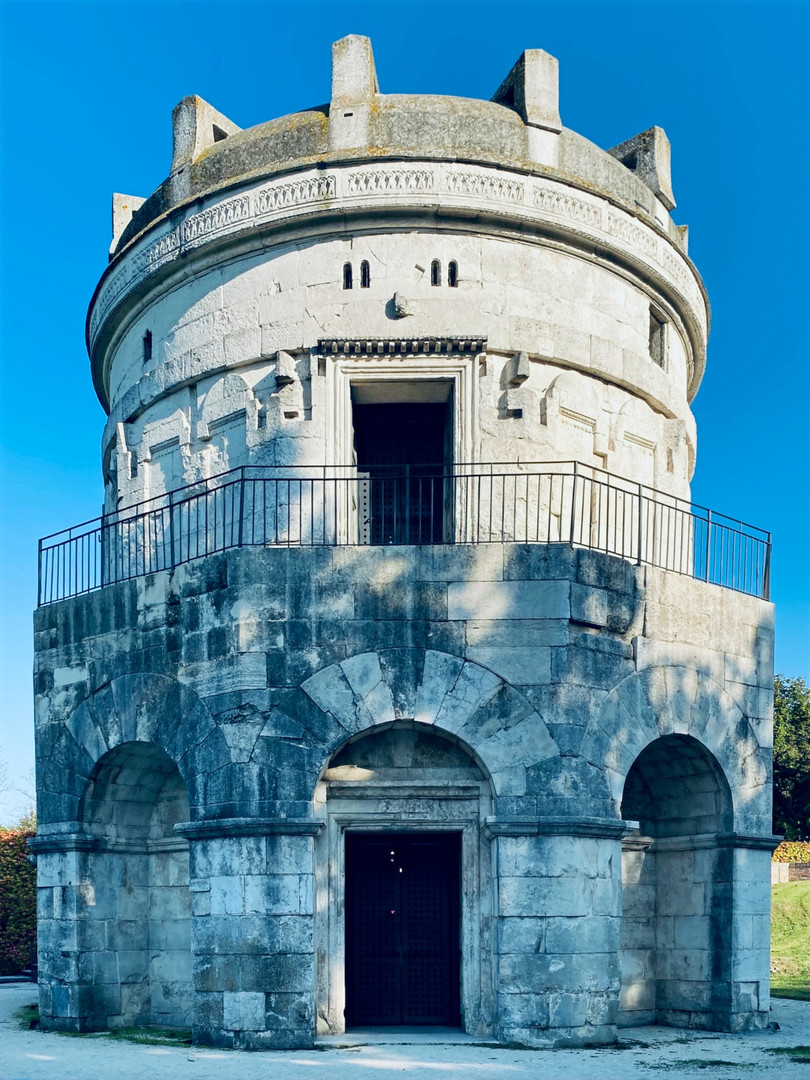 Tomb of Theodoric the Great