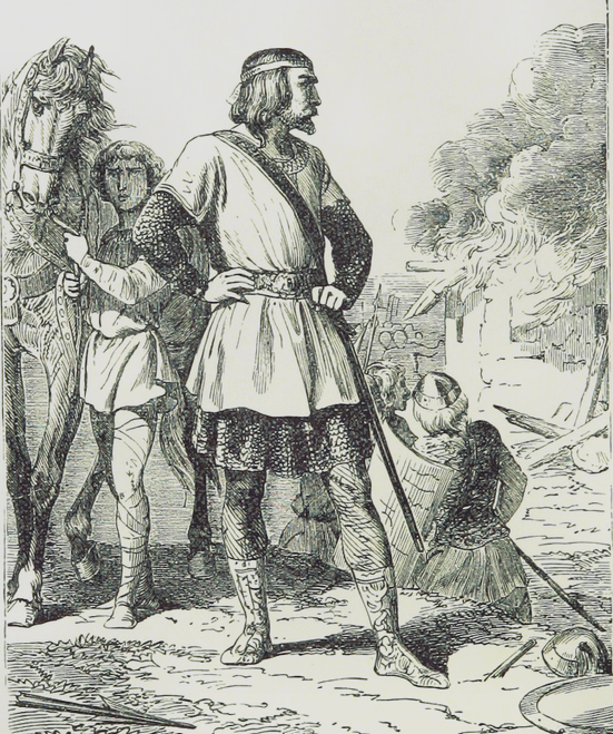 Chlothar II, King of All the Franks