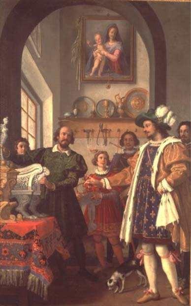 Jacopo da Empoli, artist