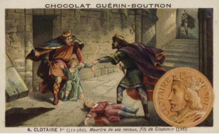 The Murder of the Nephews