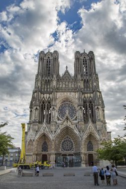 Notre Dame of Reims Cathedral