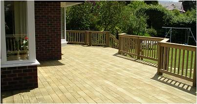 after decking installed design a deck.pn