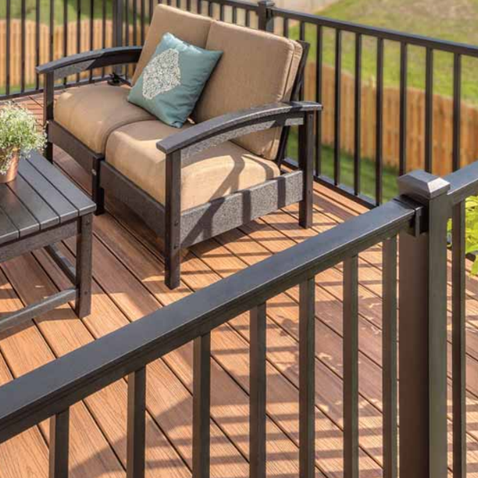 Trex composite decking Forest Inventions