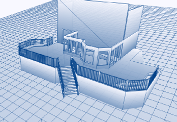 Design a deck specification of the decking.png