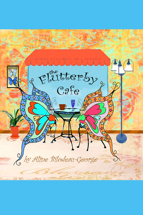 The Flutterby Cafe Audio Book