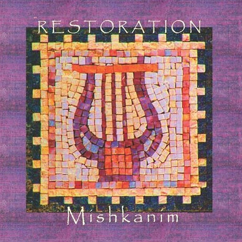 RESTORATION CD includes shipping