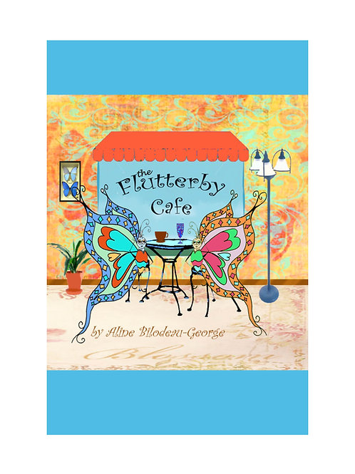 The Flutterby Cafe Narrated Audio Book for Children