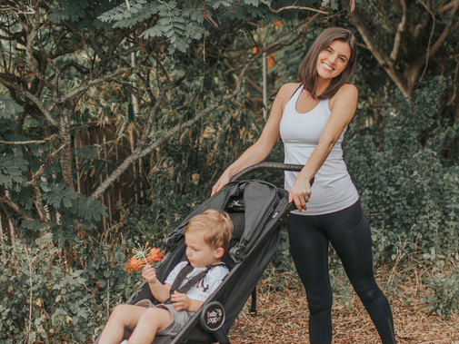 On The Go With Baby Jogger