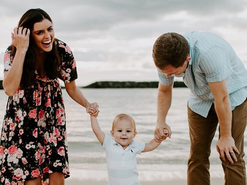 An open letter to my first born on his first birthday