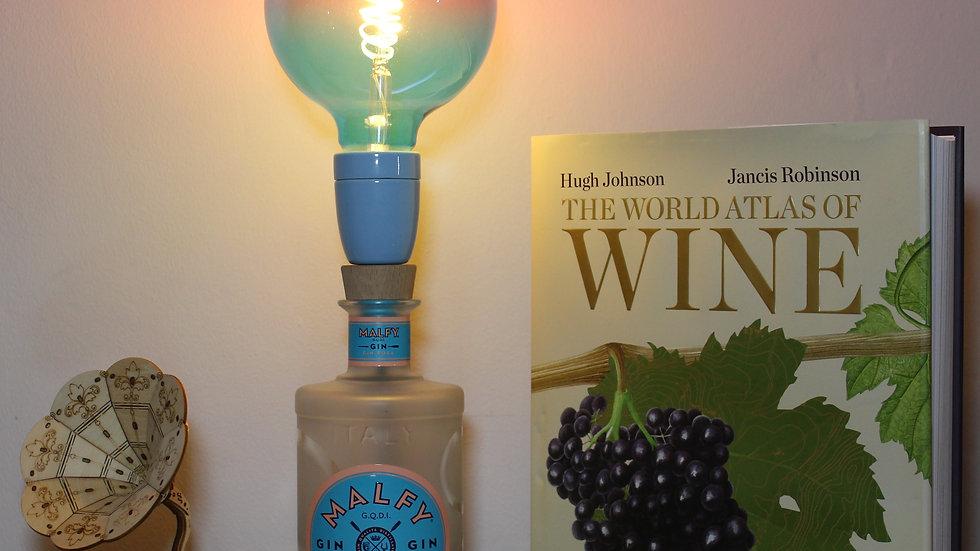 Bubble Gum Lamp - Handmade Bottle Lamp