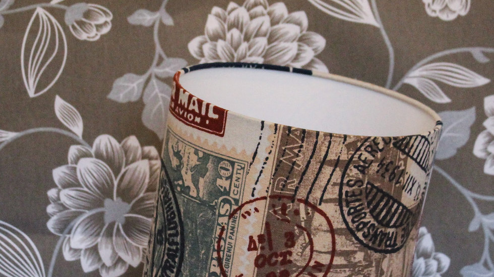 You've Got Mail Handmade Lampshade 20cm 25cm 30cm Drum