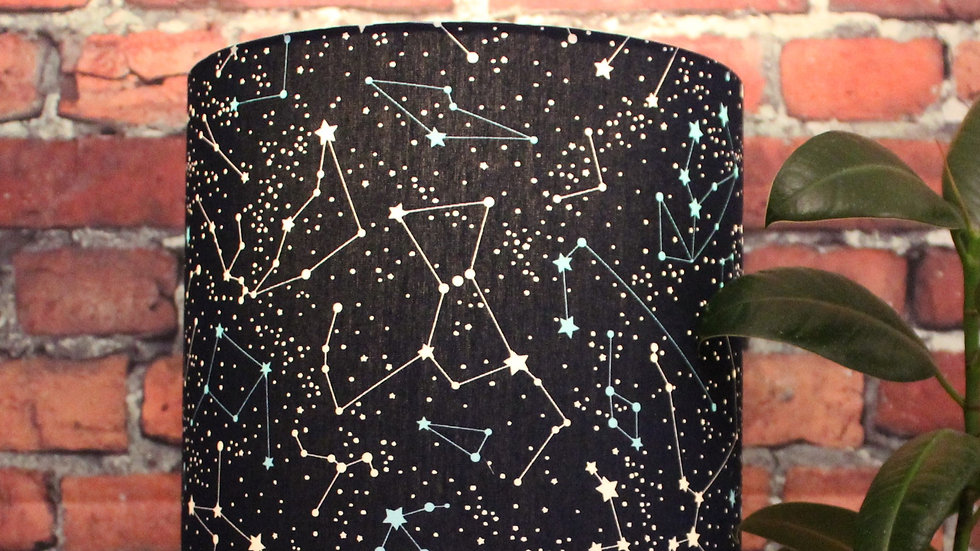 Stars In The Night Lampshade