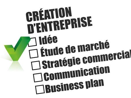 Création d'entreprise : les démarches à effectuer