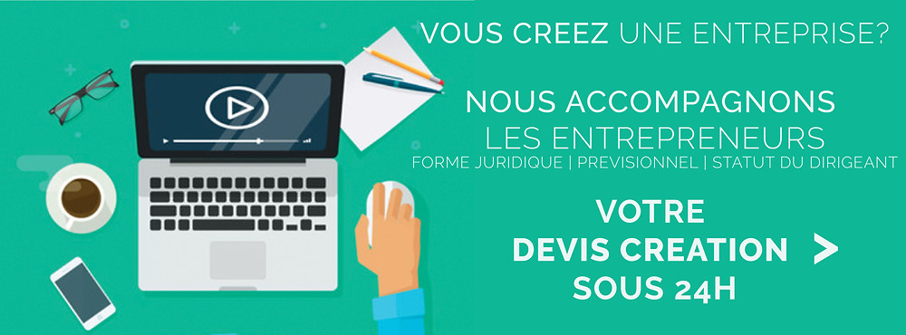 devis creation entreprise toulouse
