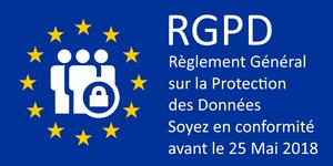 reglement general protection donnees 2018