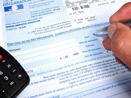 Ouverture du service de déclaration en ligne de l'impôt sur les revenus