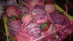 Facebook - Pastry Divas out doing Valentine Day deliveries.jpg  We are dedicated