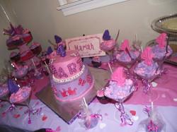 pink and purple mariah tab