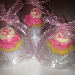 Instagram - Individual cupcake party favors