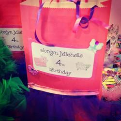 Tutu Party Bags