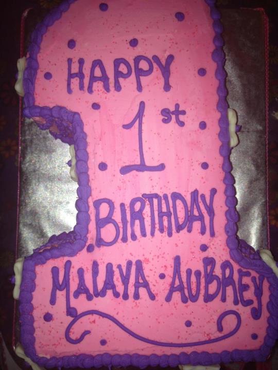 #1 Carved Cake
