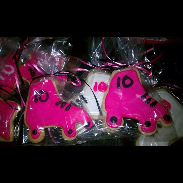 Instagram - Individual Skate cookies