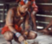 Amazonian Shaman