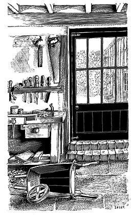 'Workshop' print