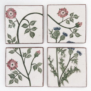Ceramic tiles by Anne