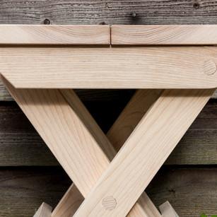 Folding stools by David