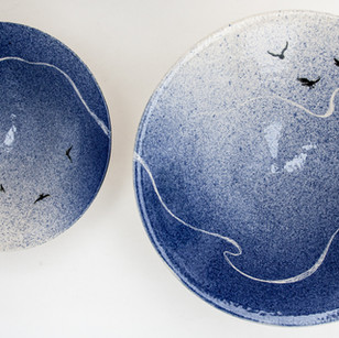 Anne's 'New Line' bowls