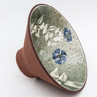 Bowls and plates by Anne