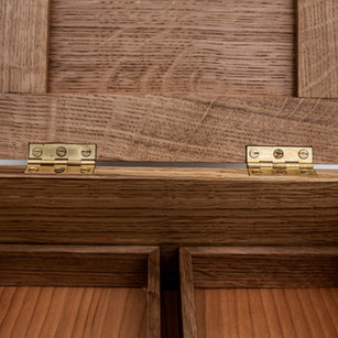 Oak jewelery boxes by David