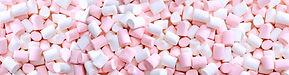 White en pink nails