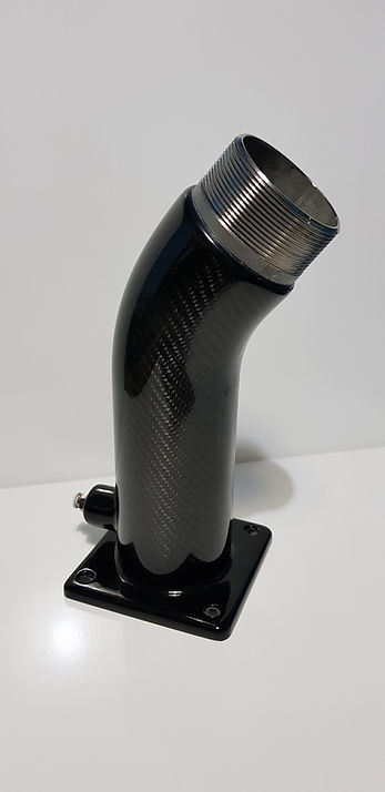Carbon Fibre Pipe