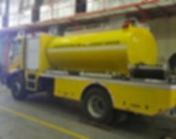 9000 Liter Water Tank