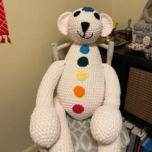 Reiki Chakra Bear