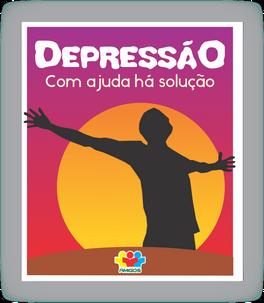 DEPRESSÃO: Com ajuda há solução.webp