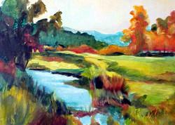 Rebecca Wilkinson - Autumn Stream