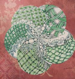 Terri Markle - Gratefulness Mandala #5