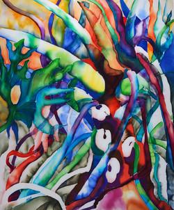 Marianna Ross - Split Leaf