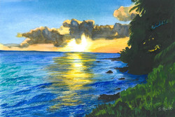 Sharon Hunt -Aloha Sunrise