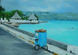 Kenneth Harris - Beach Walk