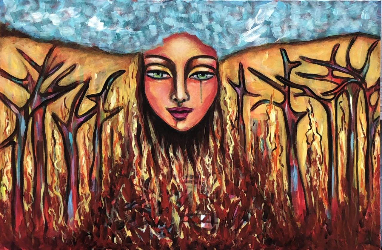 Marisela Rodriguez - Conquering the Flames