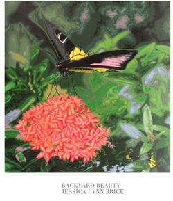 Jessica Brice - Backyard Beauty