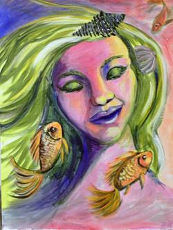 Delores Haberkorn - Mermaid Dreams