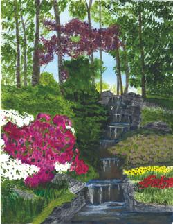 Sharon Hunt - Joy and Wonders in the Garden